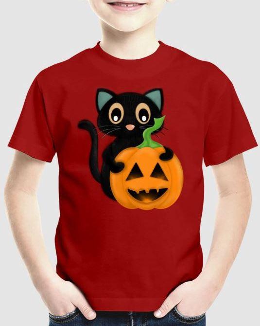 Halloween cica