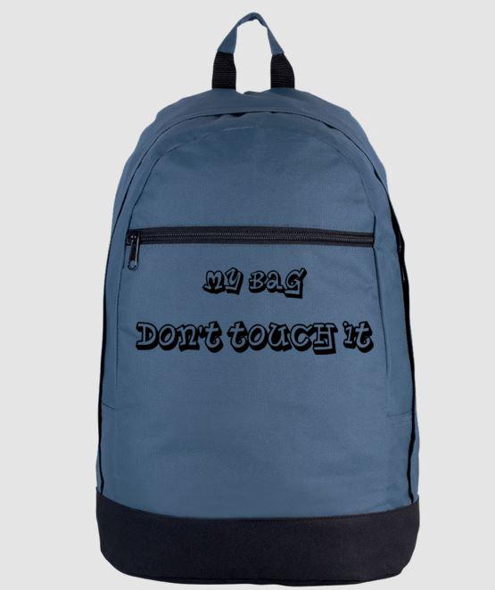 My bag hátizsák