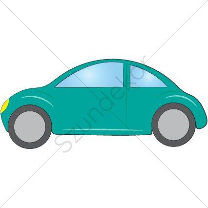 Ovis jel - autó