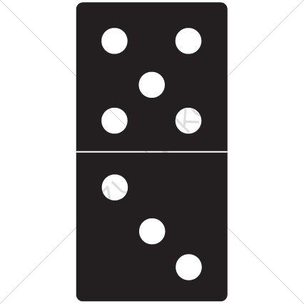 Ovis jel - dominó