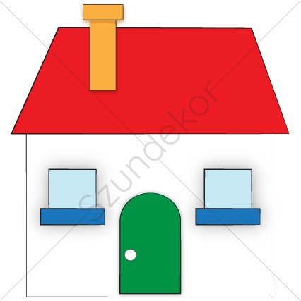Ovis jel - ház