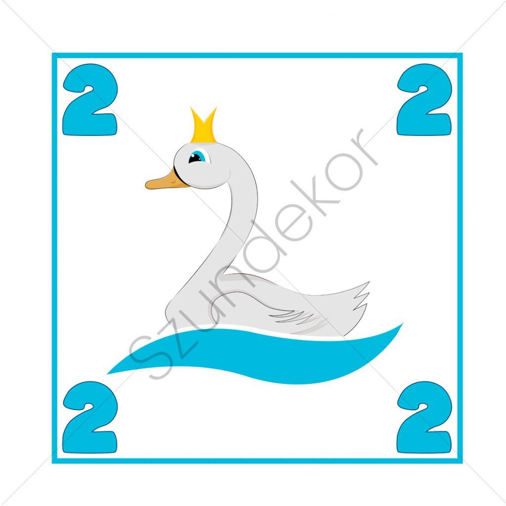 2 - hattyú (Ugróiskola)