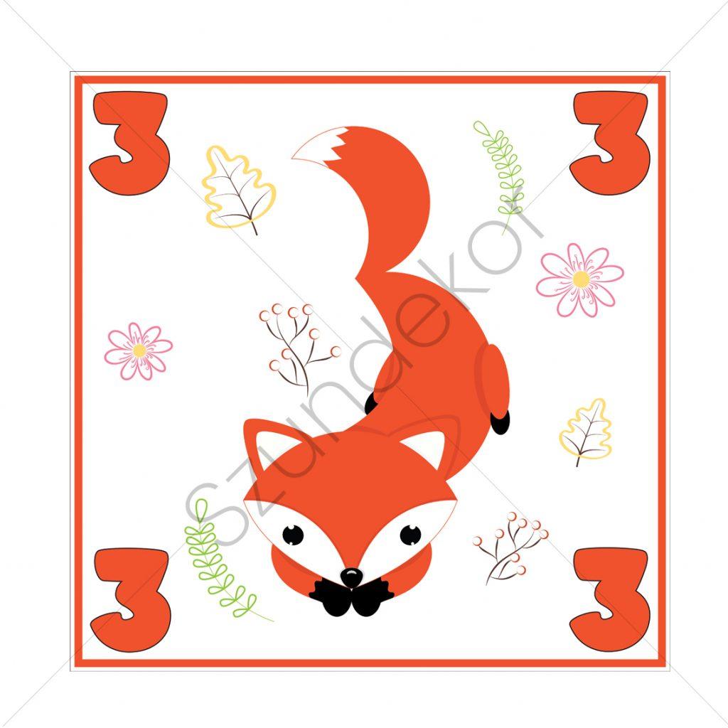 3 - róka (Ugróiskola)