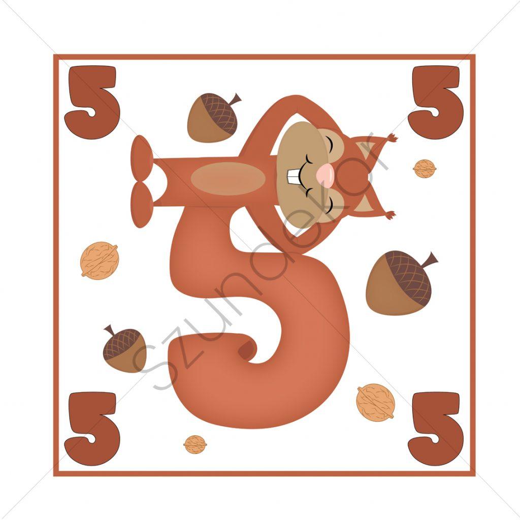 5 - mókus (Ugróiskola)